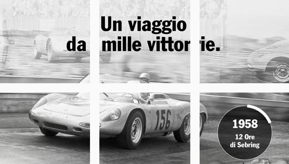 Porsche Italia su Instagram: focus sulla storia della Porsche 718