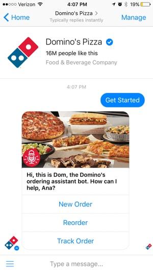 dominos-customer-care-bot