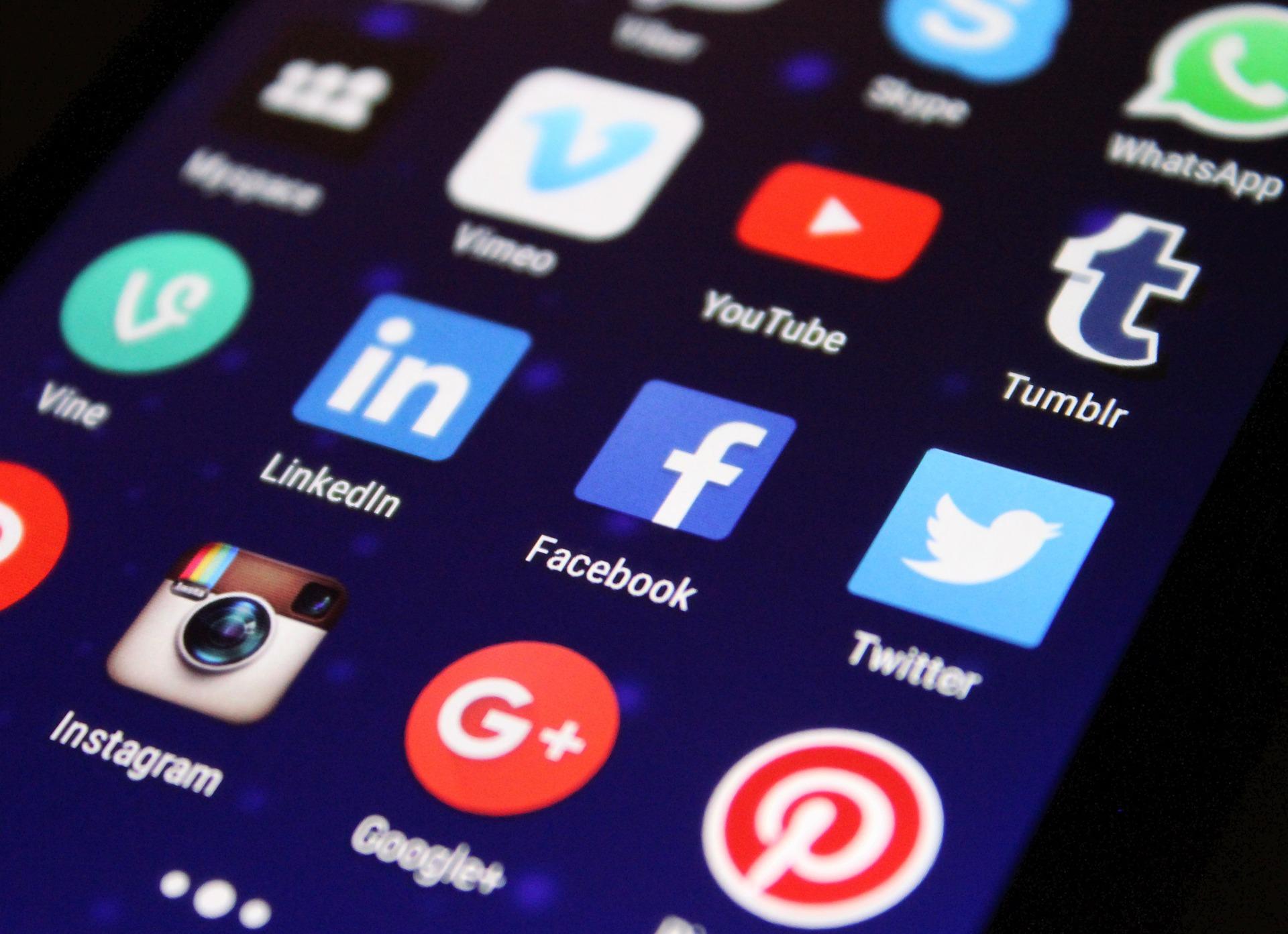 La diffusione dei Social network nel 2017 e il loro futuro