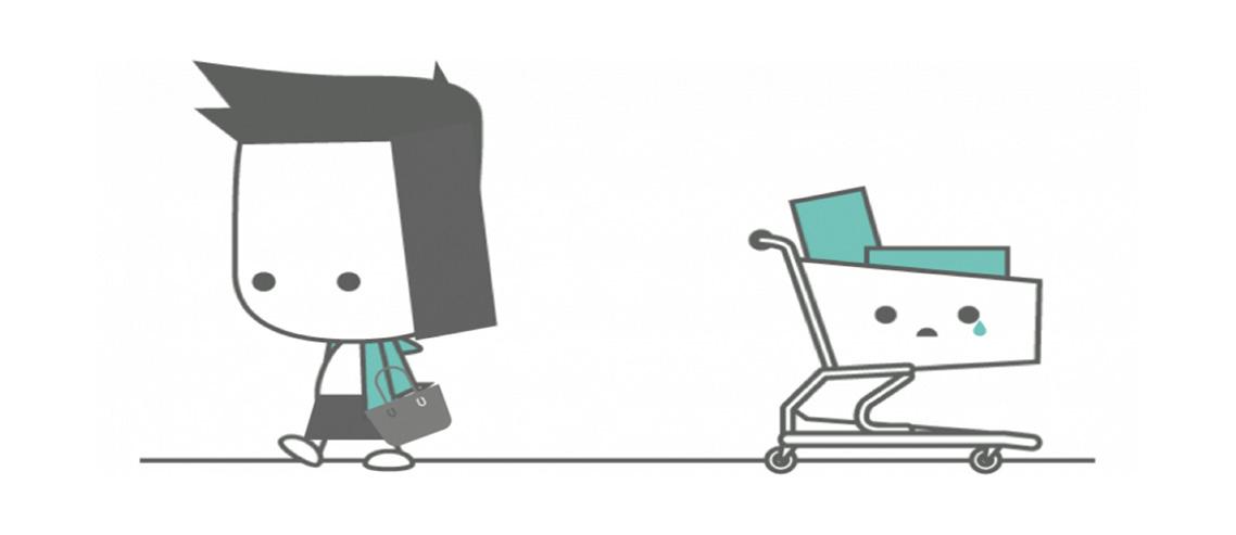 Perché gli utenti abbandono il carrello e come ridurre il tasso di abbandono